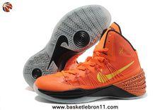 c0510577a105 Buy Nike Hyperdunk 2013 New XDR Orange Black Yellow Mens Basketball shoes  Shop