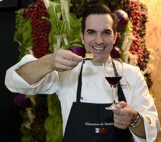 #apctitudes El cocinero madrileño Mario Sandoval, Premio Nacional de Gastronomía 2013  Ver entrevista http://www.elmundo.es/cultura/2014/07/14/53c42973ca474100528b456b.html