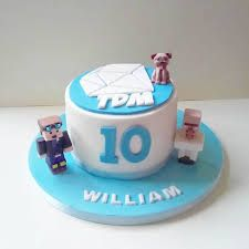 Image result for dantdm cake