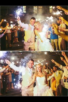 7 tips for your sparkler exit!
