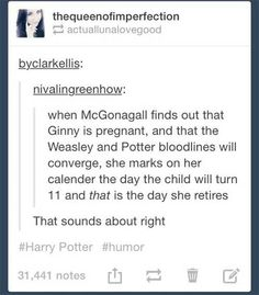This could be true but in Cursed Child she's still there