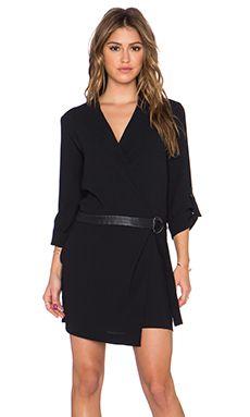 NUE 19.04 Orlane Dress in Noir