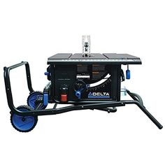 Delta Power Tools 36-6020 10″ Portable Table Saw with Stand  http://www.handtoolskit.com/delta-power-tools-36-6020-10-portable-table-saw-with-stand/