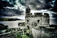 St Mawes Castle, Cornwall, England