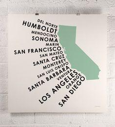 California-  home sweet home