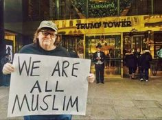 A Syrian teenager who was beheaded by ISIS for missing his prayers over the weekend has left the media and Michael Moore stunned in silence. And you Moore are a stupid communist lovin SOB I See Stupid People, Make Your Own Sign, Michael Moore, Liberal Logic, Trump Tower, Out Of Touch, 14 Year Old, It Hurts