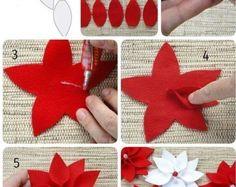 Natale quest'anno lo voglio di feltro. IDEA N°1 fonte immagine Natale quest'anno lo voglio di feltro. IDEA N°2 fonte immagine Natale quest'anno lo v