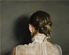 Michael Borremans, The Ear, 2011. oil on canvas, 42,0 x 53,0 cm