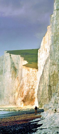 Birling Gap, Sussex by Steve Cobb.