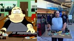 The guy who cosplayed as the World of Warcraft player from South Park: | 32 People Who Absolutely Nailed It In 2013
