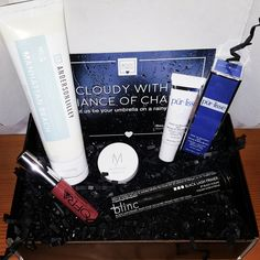 April 2016 box features all full size products, which is nice. Boxes can sometimes very on product so here is what I got in mine ✌ 💟 Purlisse Lip Comfort lip nourisher Not life changing but it&#821…