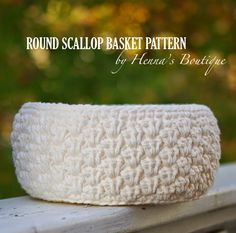 ...Handy Crafter...: New basket pattern in now available!