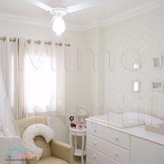 Papel de Paredes para decoração de quarto de bebê e infantil Bobinex Bambinos 3350, REF3350, flores, rosa, branco | SP, BH, MG, RJ, DF
