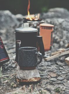 MAZAMA camp cup