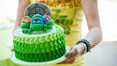 Resultado de imagen de tortugas ninja centro de mesa