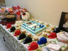 Baseball birthday