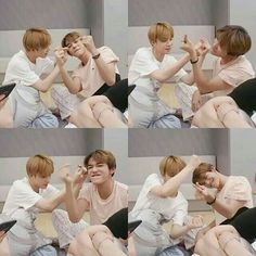 LuWoo couple💚 I'ts Kinda late but it's their day yeasterday. Happy Lucas Day💚 Welcome Back Jungwoo💚