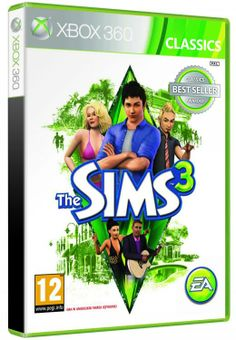 The Sims 3 - Nintendo Wii Game Includes Nintendo Wii original game disc in case and may come with the original instruction manual and cover art when available. All Nintendo Wii games are made for and Nintendo Ds, Nintendo Switch, 3ds Games, Xbox 360 Games, Playstation Games, Maxis, Ps3 Controller, Xbox One, The Sims