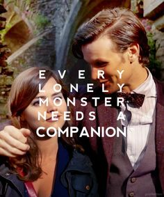 Every lonely monster needs a companion.