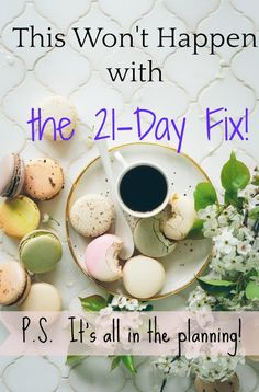 What Do I Need to Start the 21-Day Fix