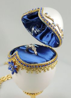 This Lovely Engagement Ring Box Will Make Your Own Dazzling A Star Created From