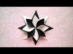 Easy and rich paper flower. DIY Easter decor. Awesome mandala. Bright piece for room decoration - YouTube