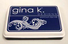"Gina K Designs ""Blue Denim""!"
