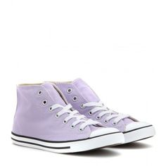 Converse Chuck Taylor Dainty High-Tops found on Polyvore