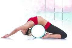 prosource yoga wheel kapotasana