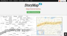 StoryMap JS: il digital storytelling con le mappe