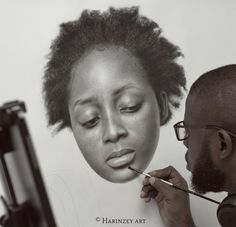 Arinze Stanley (@Harinzeyart) | TwitterArinze Stanley‏Verified account @Harinzeyart  Sep 19 More  She couldn't stay for so long... This piece has been destroyed and will be recreated some time in the future. This is a very sad day for me.