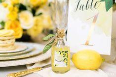 Citrus Wedding Inspiration / Oh So Beautiful Paper