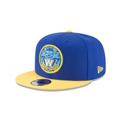 Golden State Warriors New Era NBA City Series Original Fit Snapback  Adjustable Hat Royal c65dbbb1f21
