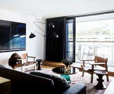 Luxury Wolloomooloo-Wharf Apartment Tour
