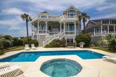 400 Ocean Boulevard   Isle of Palms Oceanfront Vacation Rental