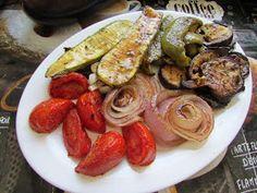 Greckie smaki: Kurczak z grilla z pieczonymi warzywami Feta, Pancakes, French Toast, Breakfast, Morning Coffee, Pancake, Crepes