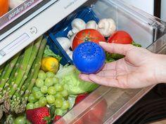 Blueapple (Extends the life of produce in the fridge) $18 - www.thegrommet.com