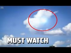 OMGGGGG! WTF? Watch This Video Before It Gets Deleted | Strange Things in The Sky