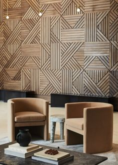 Re-imagining the lobby as a place to develop social and intellectual capital, work is no longer confined to the office, Ceiling Design, Wall Design, Chair Design, Diy Wall Art, Wall Decor, Commercial Office Design, Lobby Interior, Lobby Design, Deco Design