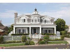 Beautiful Pacific Palisades house