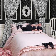 Cute paris bedroom | Paris | Pinterest | Paris bedroom, Bedrooms and ...