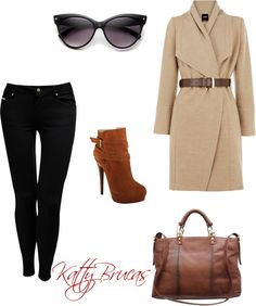 """""""Autumn Style"""" by kattybrucas ❤ liked on Polyvore"""