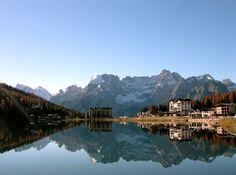 Lago di Misurina - Italia