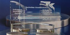 Vier Finalisten, vier Gewinner - Zum ersten Mal in der Geschichte des Unikosmos Marketing Awards vergab die Jury den Preis an alle vier Finalisten.