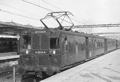 An experimental service volts AC overhead) which paved the way for the West Coast main line electrification. Morecambe, Train Times, Electric Train, Emu, Lancaster, North West, West Coast, Trains, Transportation