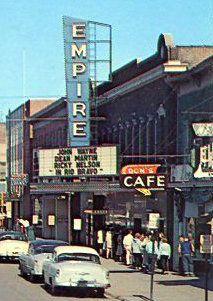 EMPIRE (EMPIRE ARTS CENTER) Theatre; Grand Forks, North Dakota.