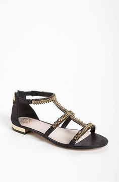 Vince Camuto 'haddie' sandle from  Nordstrom $97.00 ----my new summer sandle.