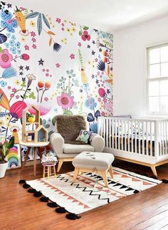 Click in the image to find more kids bedroom inspirations with Circu Magical Furniture! Baby Bedroom, Baby Room Decor, Nursery Room, Girls Bedroom, Nursery Decor, Sala Grande, Big Girl Rooms, Kids Decor, Home Decor