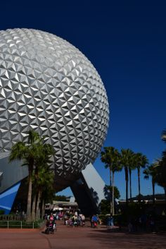 Walt Disney World, Epcot, Spaceship Earth tami@goseemickey.com