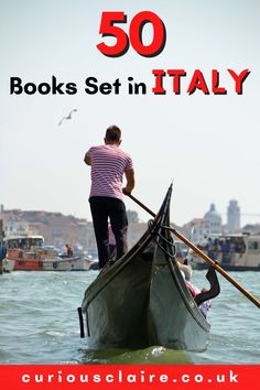 Do you love travel and reading? Why not combine the love of both with location specific books. Italy is a beaufiful country and these 50 books set in Italy will make you feel like you're there. Wether you like romance, thrillers, expat stories or food guides, there's a book on this list for you! #readinglist | Italy Travel | Novels Set in Italy | Romance Books | European Books | Europe Travel | Books for Travellers | Funny Books | Expat Memoirs Italy Travel Tips, Europe Travel Guide, Travel Guides, Travel Destinations, Traveling Tips, Virtual Travel, Virtual Tour, Southern Italy, Visit Italy